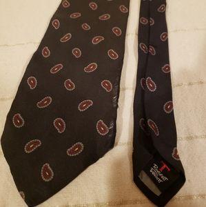 Vintage Fine Silk Tie